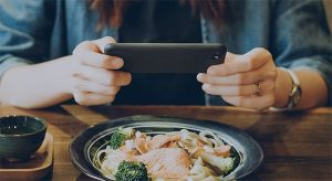 #BeWellUGA at Home: Mindful Nutrition Apps