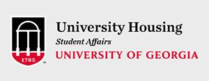 UGA Housing logo