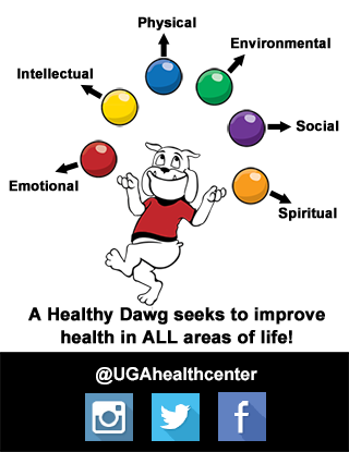 A Healthy Dawg seeks to improve health in ALL areas of life!