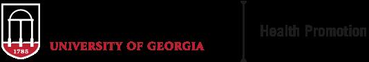 UGA Health Promotions Logo