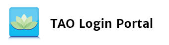 TAO Therapy Assistance Online: login portal