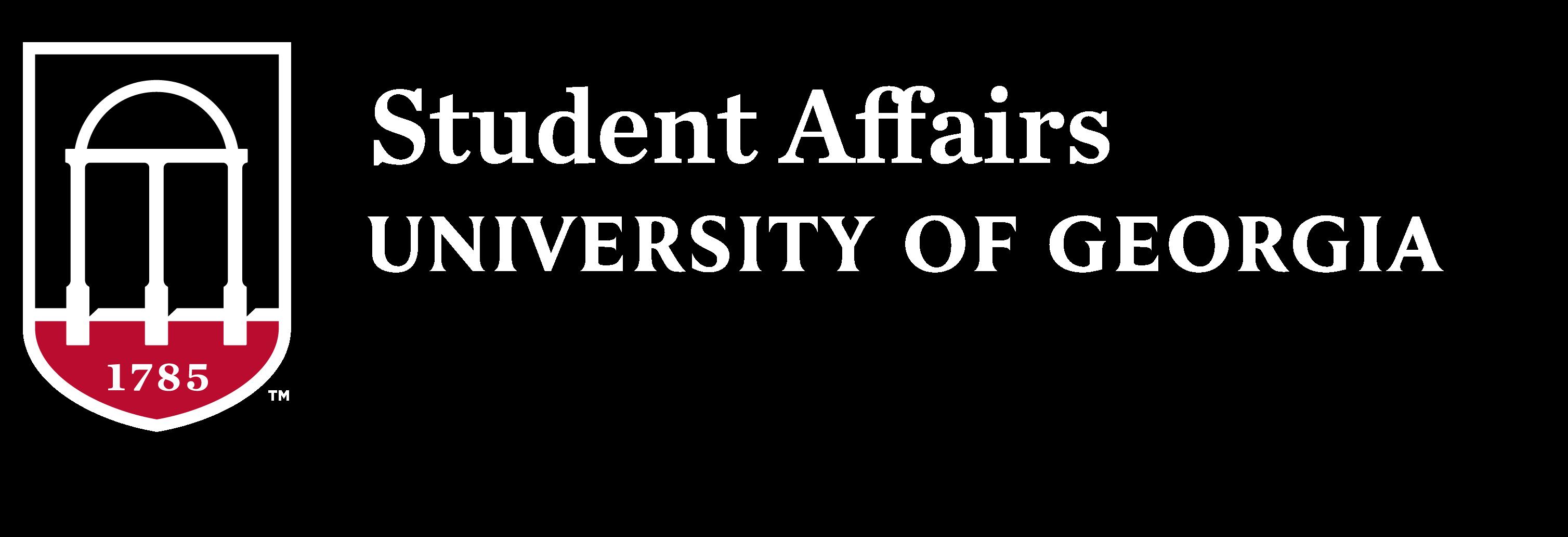 UGA Student Affairs Logo