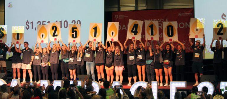UGA Miracle raises $1.2M for Children's Healthcare